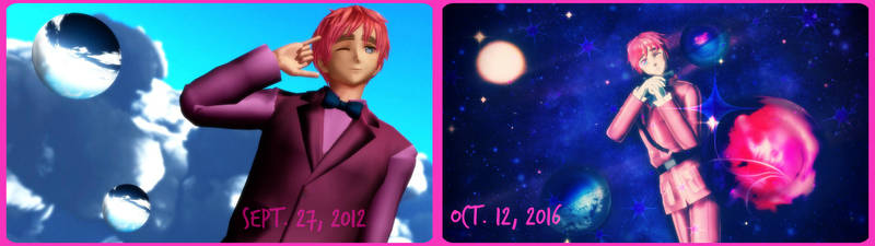 [MMD Contest] - Do it again: Oliver Time