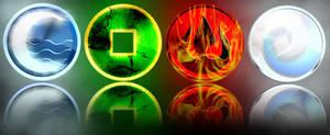 ATLA and LOK Elements