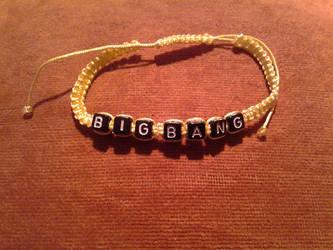 Big Bang Macrame Bracelets by bloodbendingmaster97