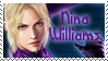 Nina Williams stamp by ShadowKusatsu