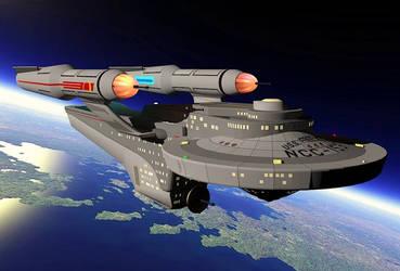 In orbit... by calamitySi