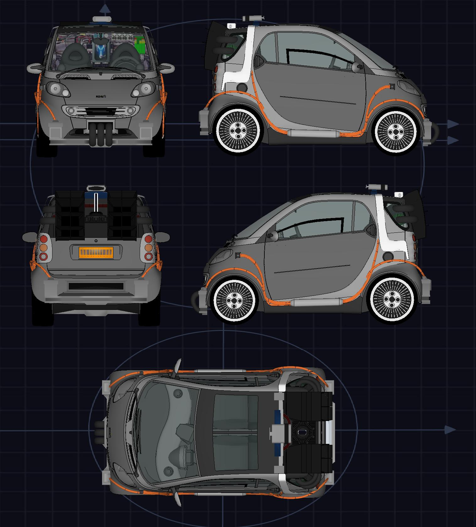 Cute Car Blueprint Pictures Inspiration - The Best Electrical ...