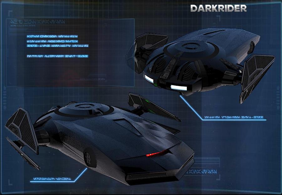 The Darkrider Profile by calamitySi