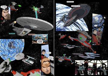 Star Trek Comic by calamitySi