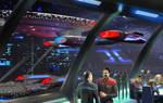 Star Trek Spacedock Interior