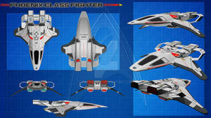 Phoenix Class Fighter Spec Sheet
