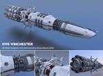 HMS Winchester concept sheet