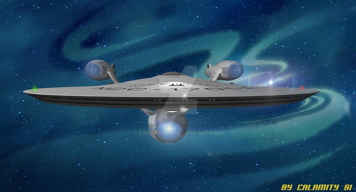 reimagined uss enterprise ncc - photo #2