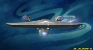 Reimagined USS Enterprise NCC-1701-A : 1