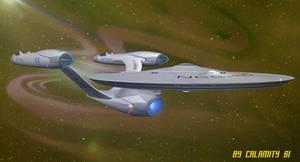 Reimagined USS Enterprise NCC-1701-A : 2
