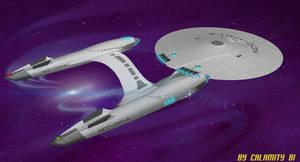 Reimagined USS Enterprise NCC-1701-A : 3