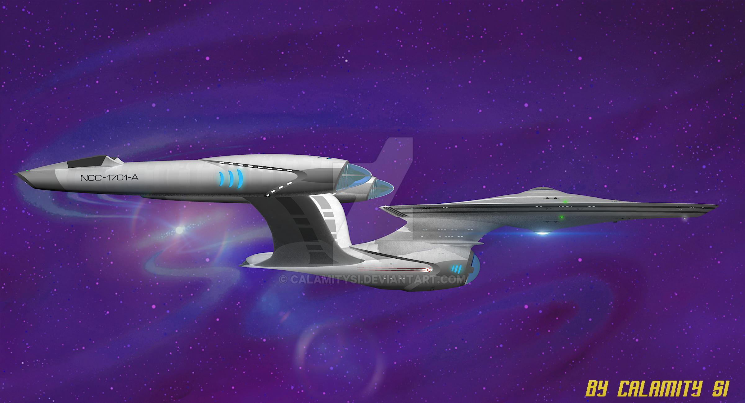 reimagined uss enterprise ncc - photo #3