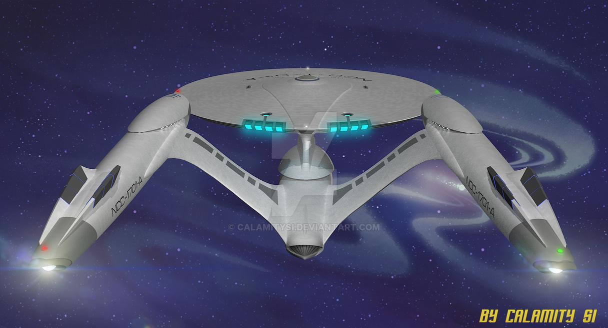 reimagined uss enterprise ncc - photo #4