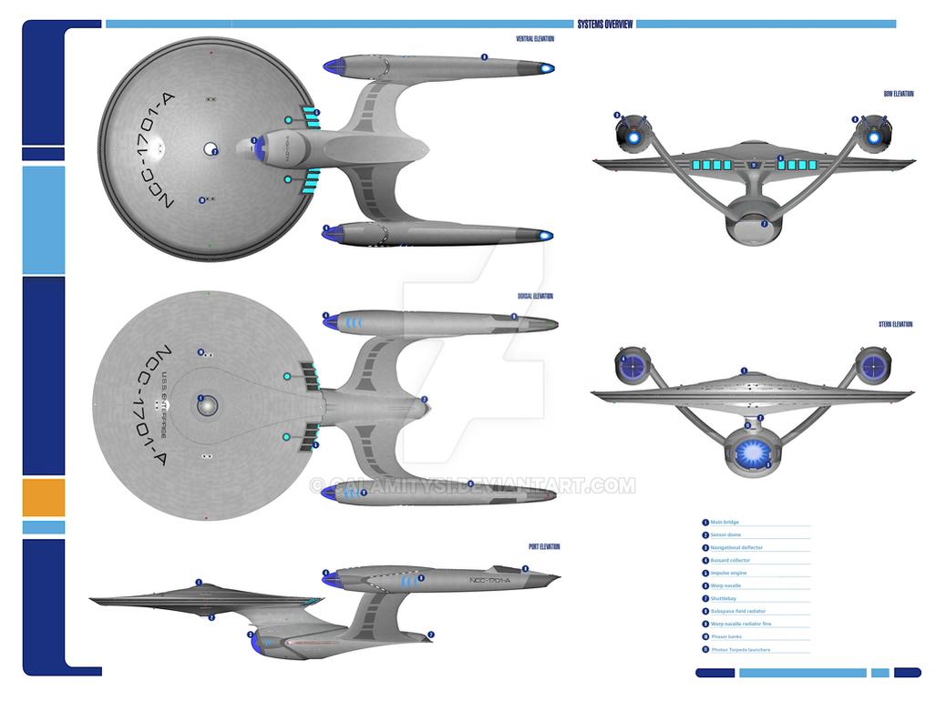 reimagined uss enterprise ncc - photo #22