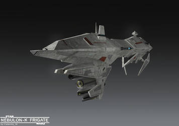 Nebulon-K Frigate by calamitySi