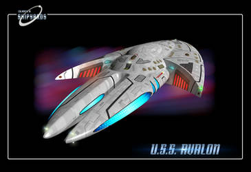 U.S.S. Avalon #4 by calamitySi