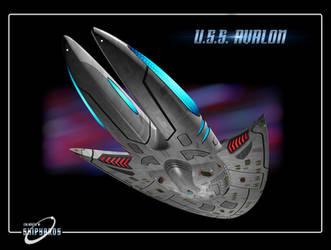 U.S.S. Avalon #5 by calamitySi