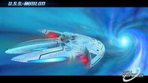 U.S.S. Avalon Slipstream 1