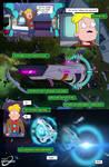 Final Space comic strip (Page 3)