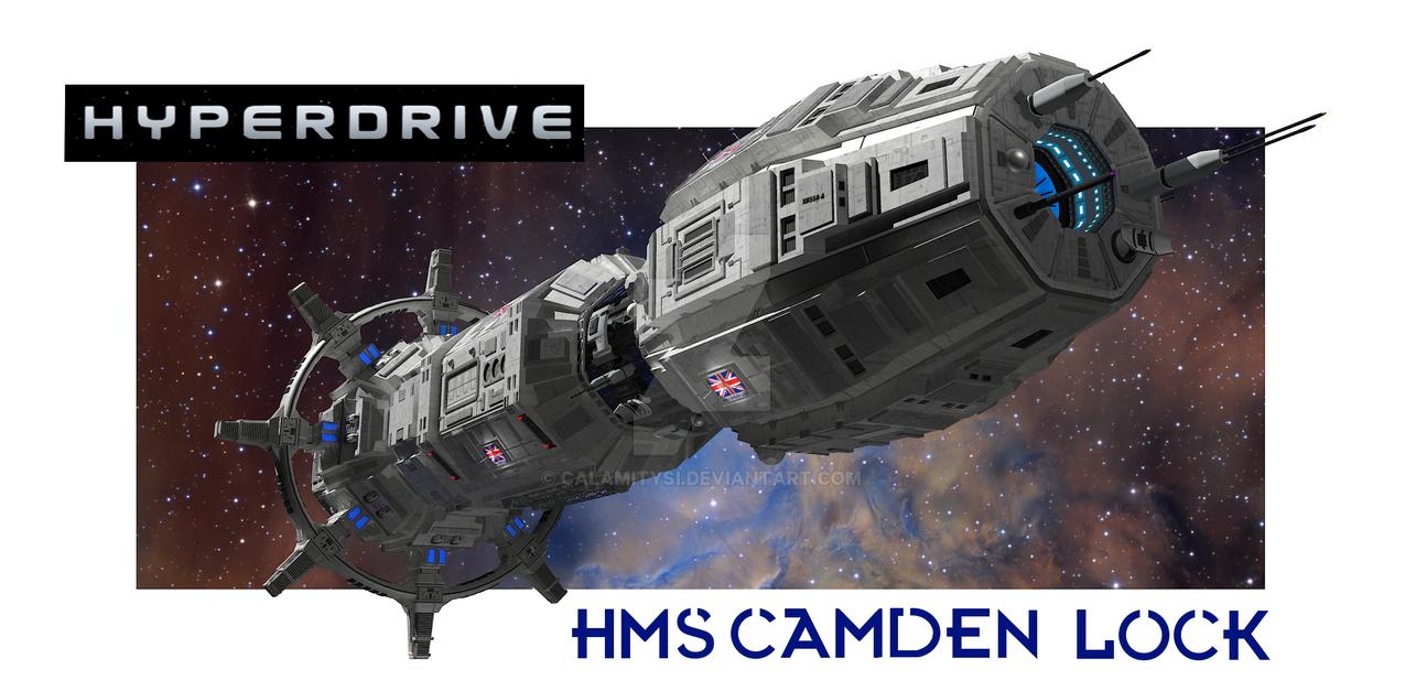 HMS Camden Lock II - Front angle by calamitySi