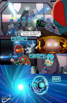 Final Space comic strip (Page 8)