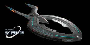 Eternity Class: USS Enterprise - NCC 1701- G