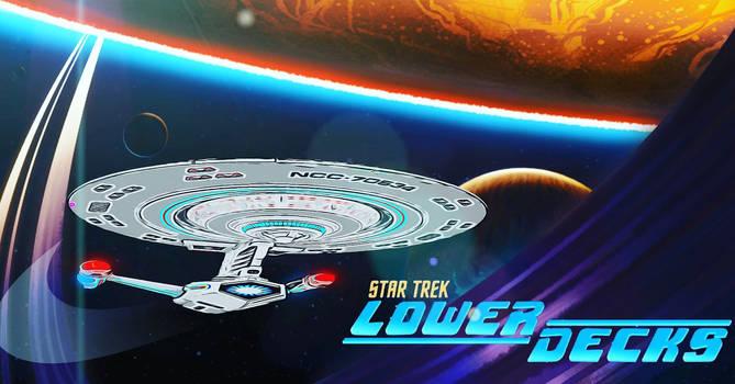 Star Trek: Lower Decks U. S. S. Cerritos