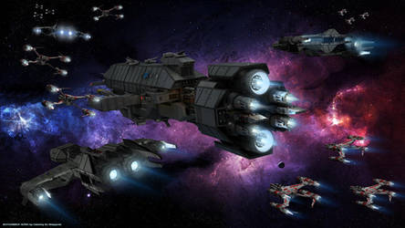 Babylon 5 Battlegroup Alpha