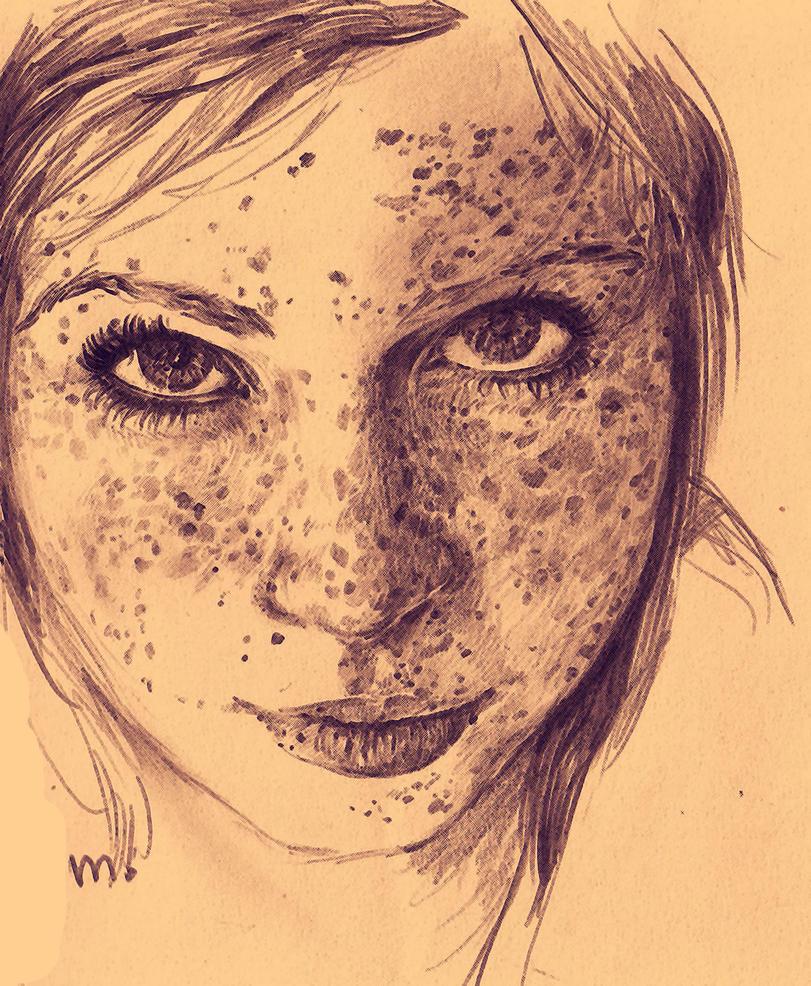 Portrait1 by NotTheNicest