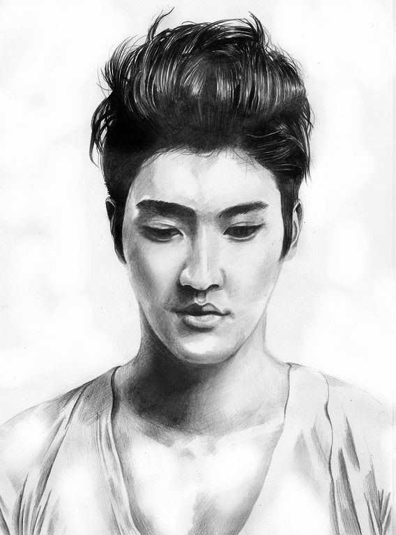 Choi Siwon fanart by sashapak on DeviantArt