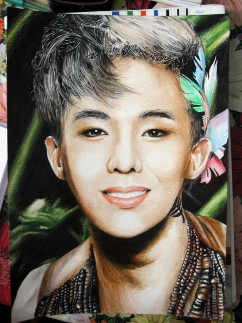 G-Dragon by sasha-pak