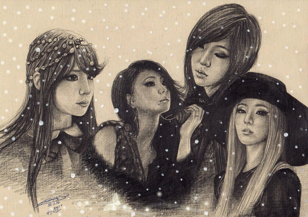 WE ARE 2NE1 FOUREVER