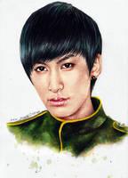 Jae Hyo by sasha-pak