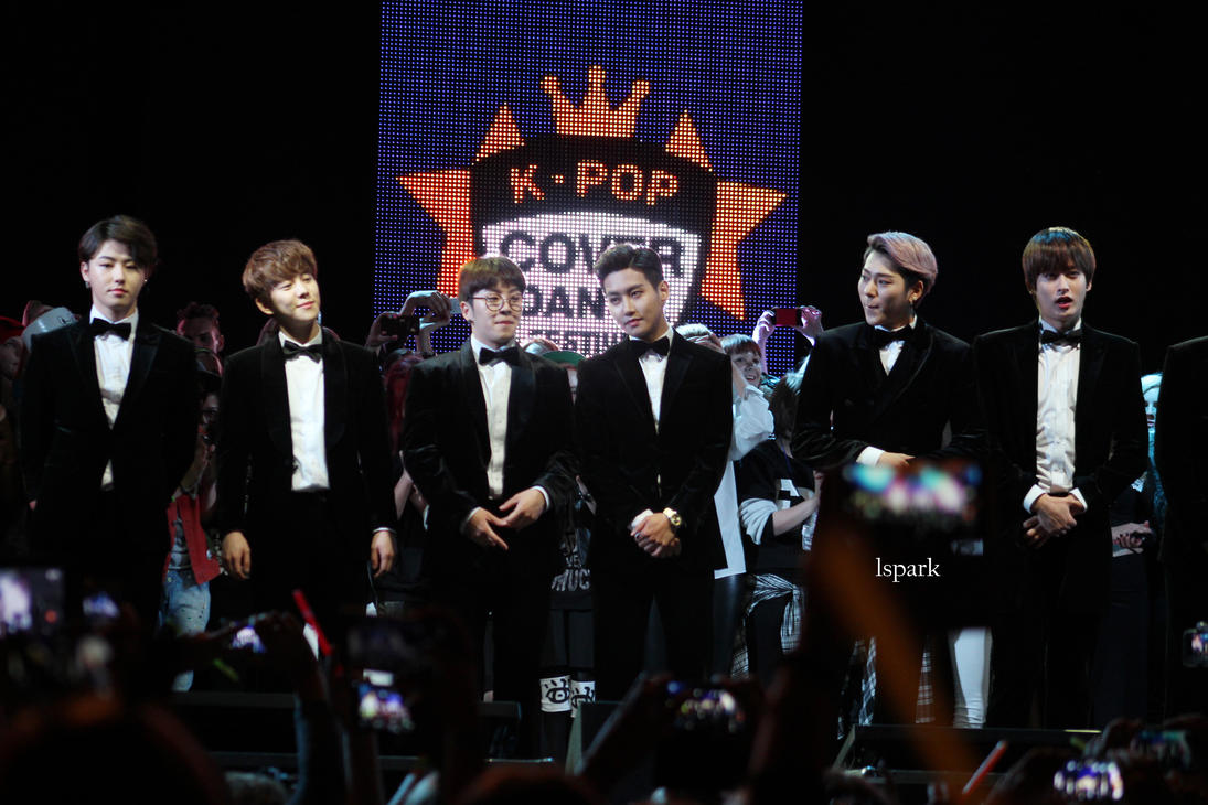 Block B in Moscow 14/09/14 by sasha-pak