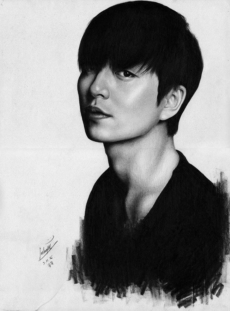 Gong Yoo [2] by sasha-pak