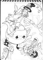 Wonderland Tales by MelzGrave