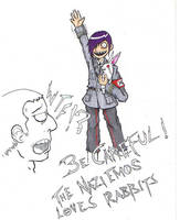 The Nazi-Emo by MelzGrave