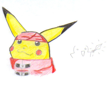 Pikachu cosplay  P by ILUVVINCENTVALENTINE