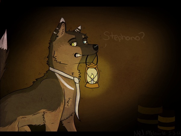 Amnesia: Stephano? by iKodi on deviantART