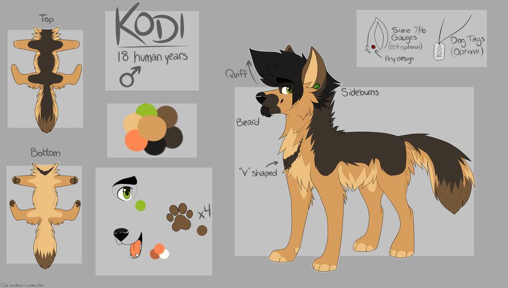 Kodi Ref 2014 by iKodi