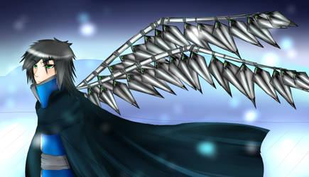 Metal wings by Kiaein