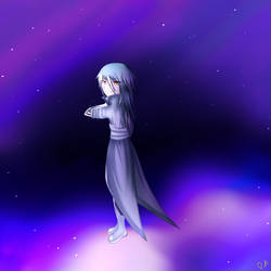 Purple night by Kiaein