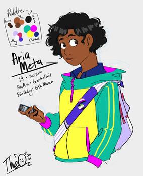 -Aria Meta-