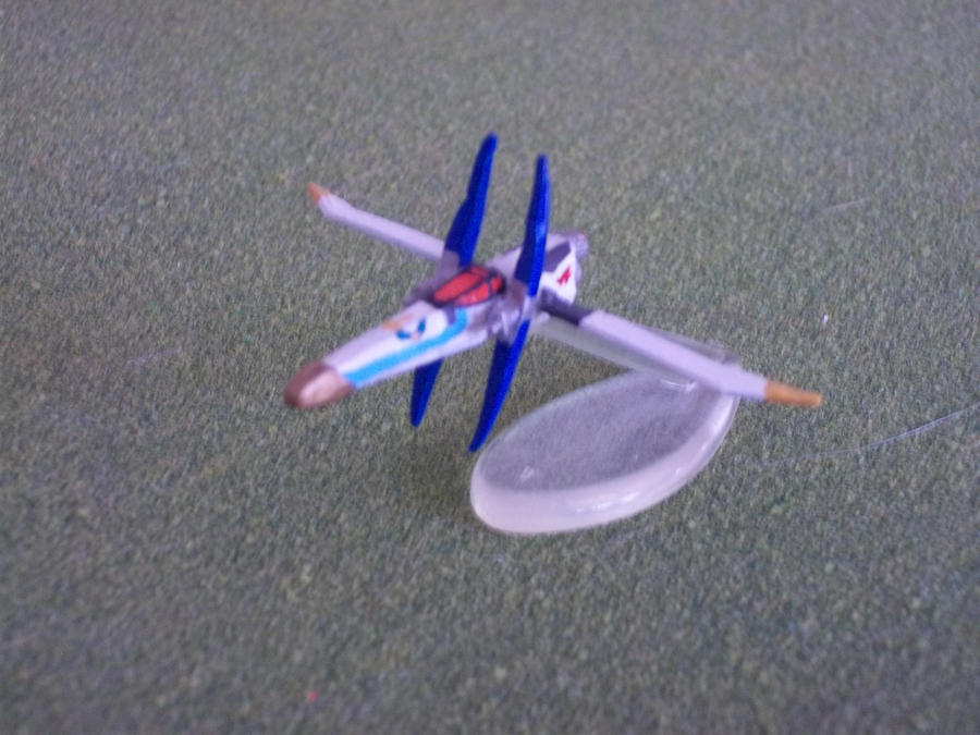 ARSPACE RX200 Arwing Space Superiority Starfighter by Starfox2o12