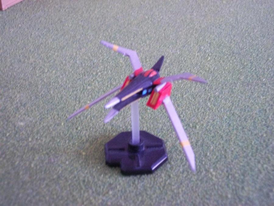 KX-125 Wolfen Space Superiority Starfighter by Starfox2o12