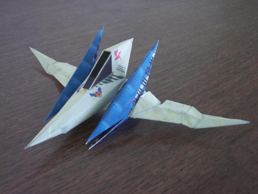 Star Fox 64 Arwing by Starfox2o12