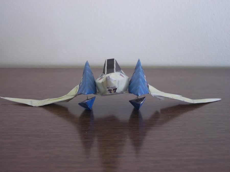 Star Fox 64 Arwing #3 by Starfox2o12