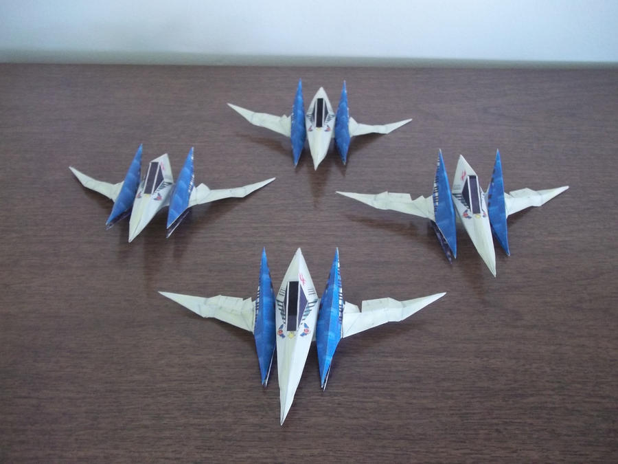 Team StarFox 64 by Starfox2o12