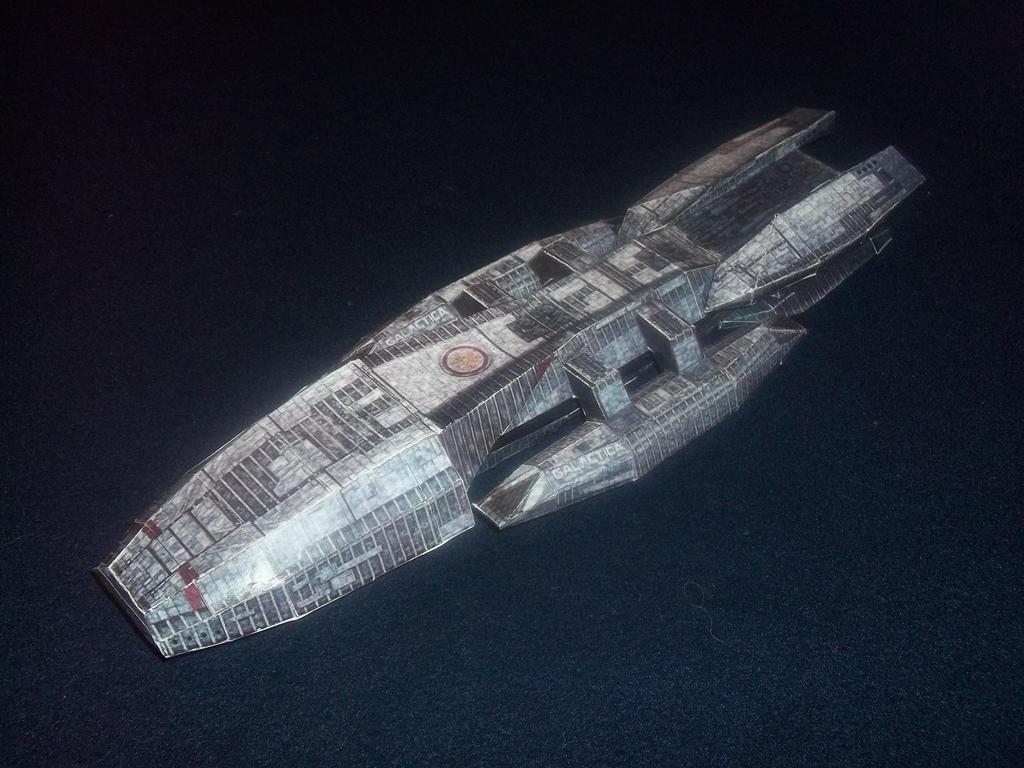 Battlestar Galactica by Starfox2o12