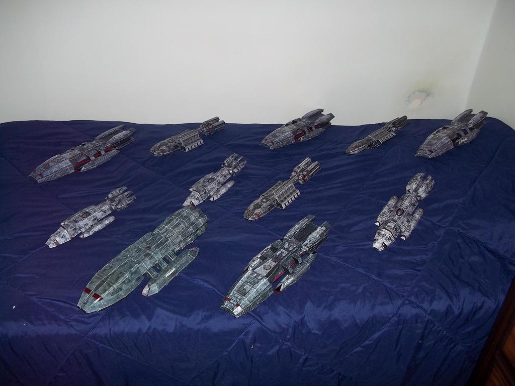 The Fleet by Starfox2o12